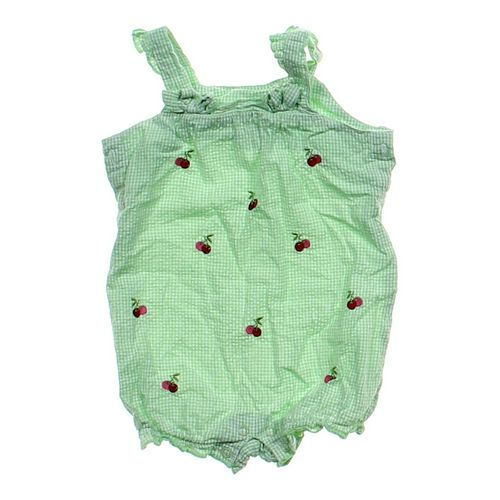 Nursery Rhyme Cute Cherry Romper in size 6 mo at up to 95% Off - Swap.com