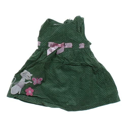 Bonnie Baby Cute Corduroy Dress in size 24 mo at up to 95% Off - Swap.com