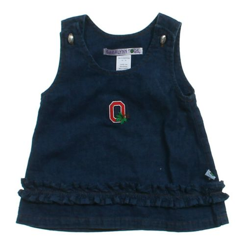 Sara Lynn Togs Cute Denim Dress in size 12 mo at up to 95% Off - Swap.com