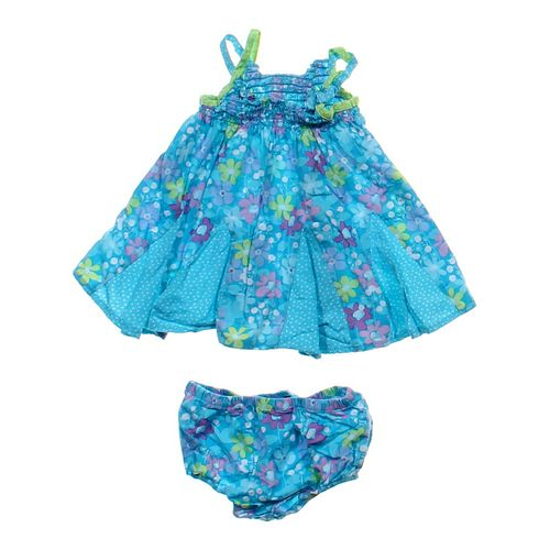 GEORGE Cute Dress & Bloomers Outfit in size 6 mo at up to 95% Off - Swap.com