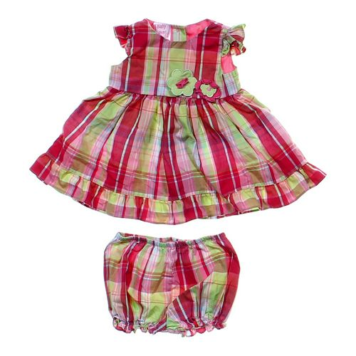 Blueberi Boulevard Cute Dress & Bloomers Set in size 3 mo at up to 95% Off - Swap.com