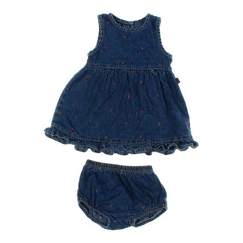 OshKosh B'gosh Cute Dress & Bloomers Set in size 6 mo at up to 95% Off - Swap.com