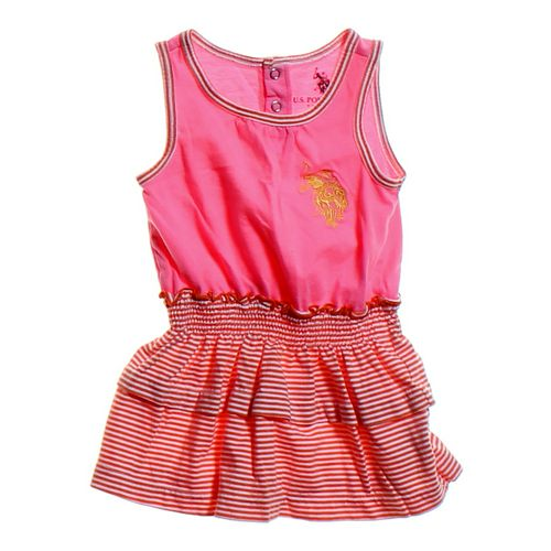 U.S. Polo Assn. Cute Dress in size 18 mo at up to 95% Off - Swap.com