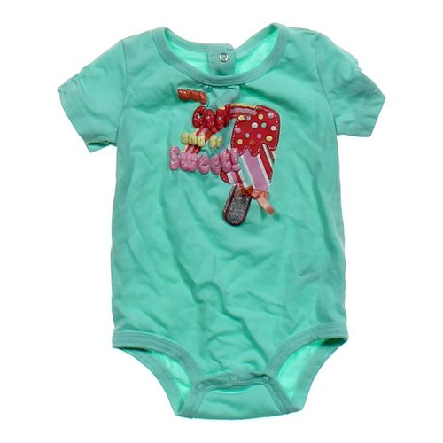 Koala Kids Cute Embellished Graphic Bodysuit in size 6 mo at up to 95% Off - Swap.com