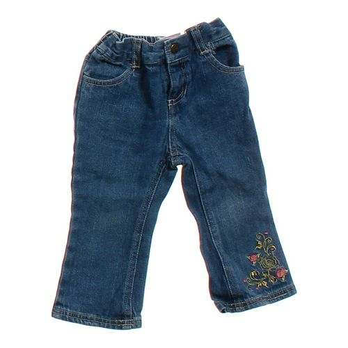 Disney Cute Embroidered Jeans in size 18 mo at up to 95% Off - Swap.com