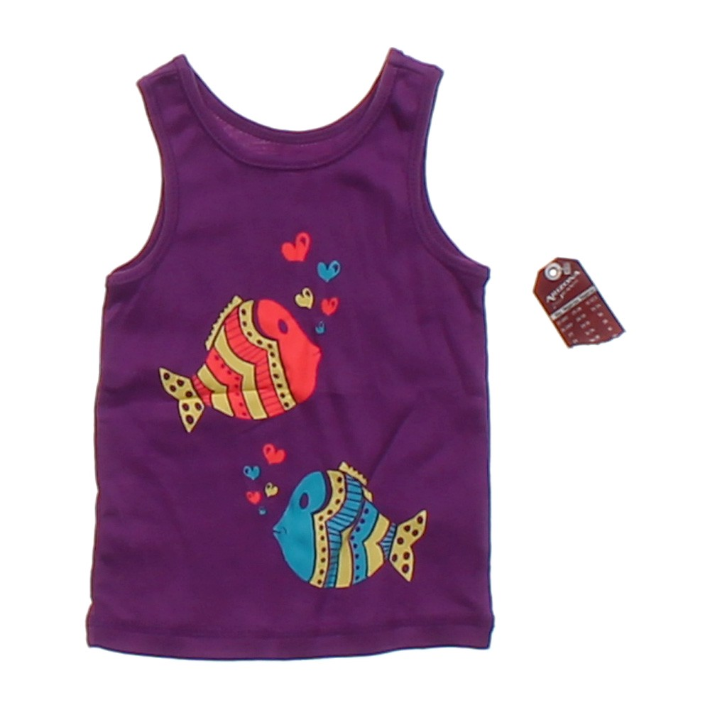 Arizona Cute Fish Tank Top Online Consignment