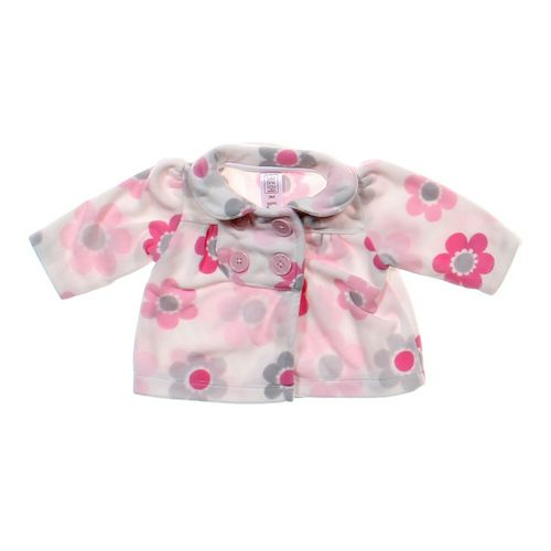 Just One You Cute Fleece Jacket in size 3 mo at up to 95% Off - Swap.com