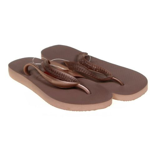 Havaianas Cute Flip-Flops in size 4 Women's at up to 95% Off - Swap.com