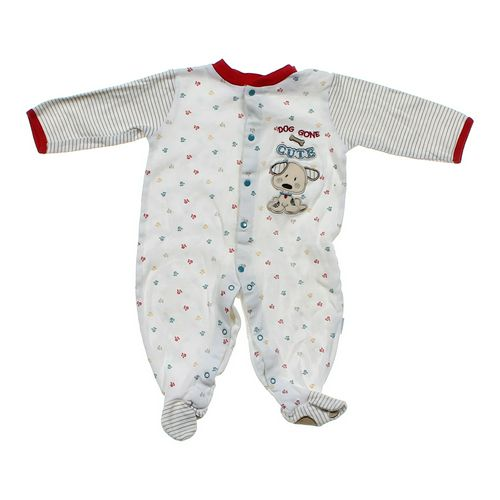 Vitamins Baby Cute Footed Pajamas in size 9 mo at up to 95% Off - Swap.com