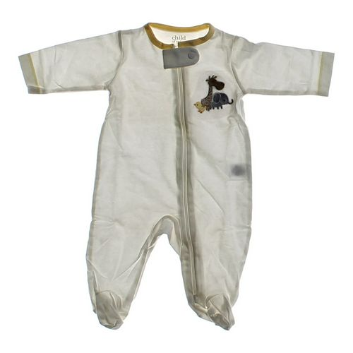 Child of Mine Cute Footed Pajamas in size NB at up to 95% Off - Swap.com