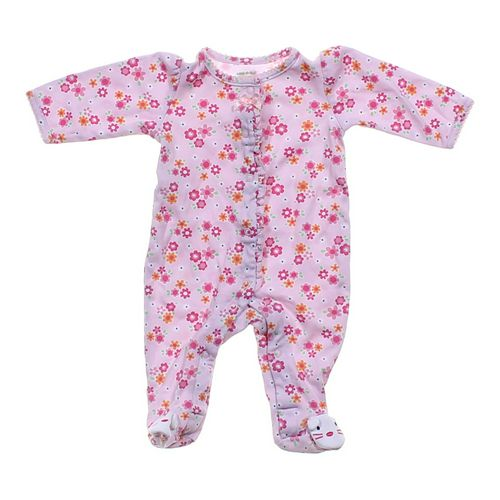 Okie Dokie Cute Footed Pajamas in size NB at up to 95% Off - Swap.com