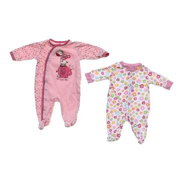 Cute Footed Pajamas Set for Sale on Swap.com