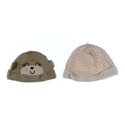 Carter's Cute Hat 2 Pack in size NB at up to 95% Off - Swap.com
