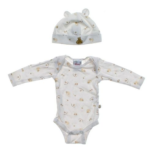 Disney Cute Hat & Bodysuit Set in size 3 mo at up to 95% Off - Swap.com