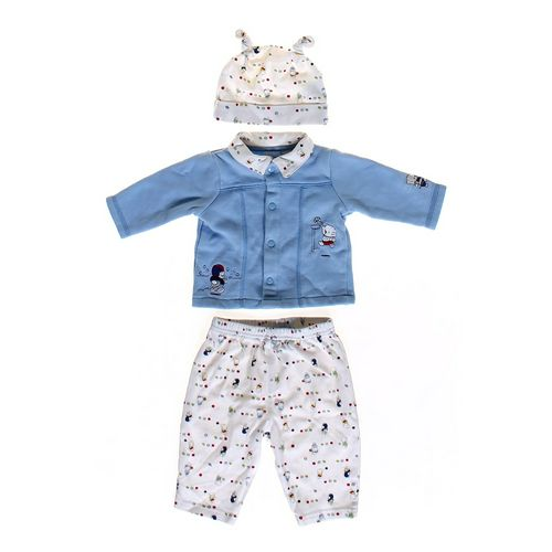 Cute As A Button Cute Infant Outfit in size 3 mo at up to 95% Off - Swap.com
