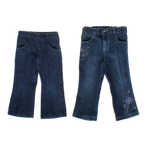 Faded Glory Cute Jeans Set in size 24 mo at up to 95% Off - Swap.com