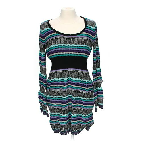 I⋅N⋅C International Concepts Cute Knit Dress in size L at up to 95% Off - Swap.com