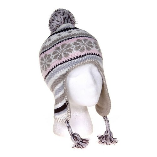Faded Glory Cute Knit Hat in size One Size at up to 95% Off - Swap.com