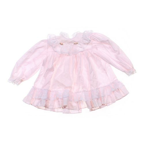 Bryan Cute Lace Accented Dress in size 24 mo at up to 95% Off - Swap.com