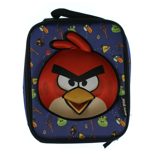Angry Birds Cute Lunch Bag at up to 95% Off - Swap.com