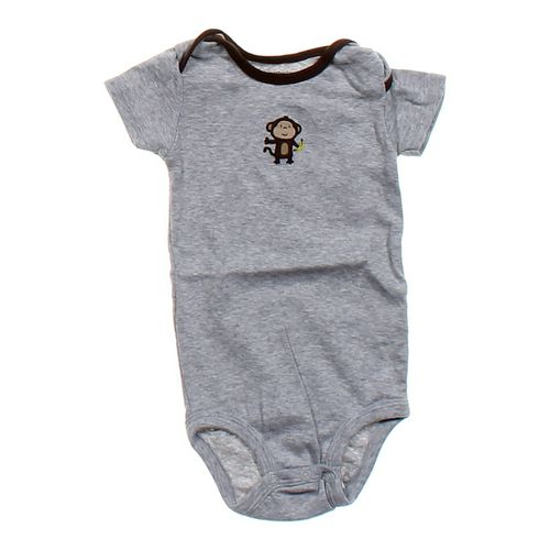 Carter's Cute Monkey Bodysuit in size 12 mo at up to 95% Off - Swap.com