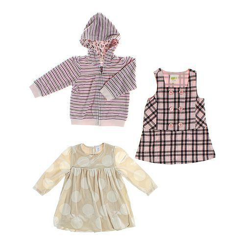Crazy 8 Cute Multi-Patterned Set in size 12 mo at up to 95% Off - Swap.com
