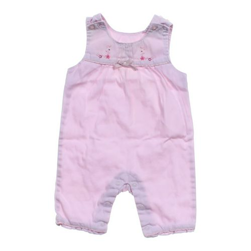 First Moments Layette Cute Overalls in size NB at up to 95% Off - Swap.com