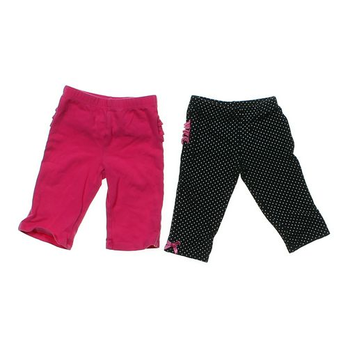 Baby Gear Cute Pants 2 Pack in size 3 mo at up to 95% Off - Swap.com