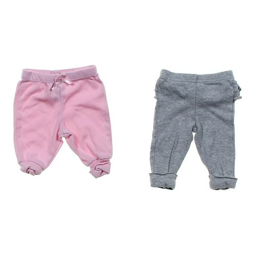 Faded Glory Cute Pants Set in size NB at up to 95% Off - Swap.com
