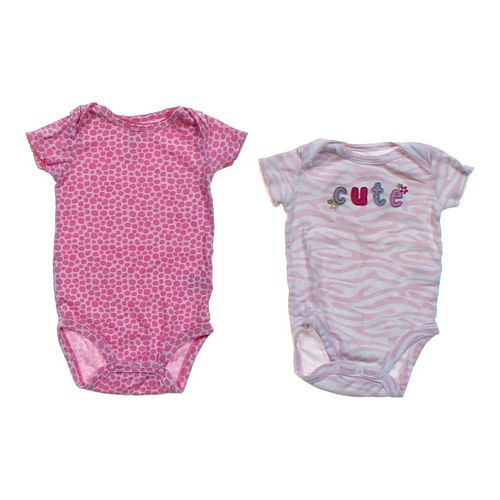 Just One You Cute Pattern Bodysuit Set in size 3 mo at up to 95% Off - Swap.com