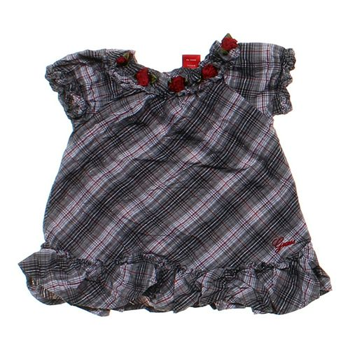 GUESS Cute Plaid Dress in size 24 mo at up to 95% Off - Swap.com