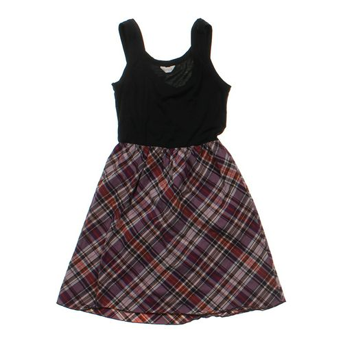 Mattty Cute Plaid Dress in size JR 3 at up to 95% Off - Swap.com