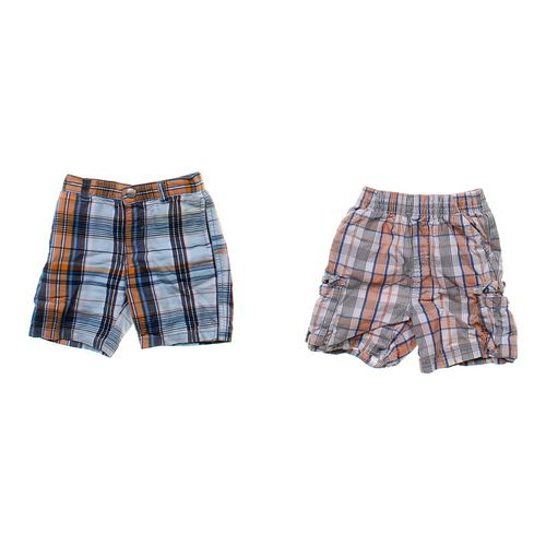 Nautica Cute Plaid Shorts Set in size 18 mo at up to 95% Off - Swap.com