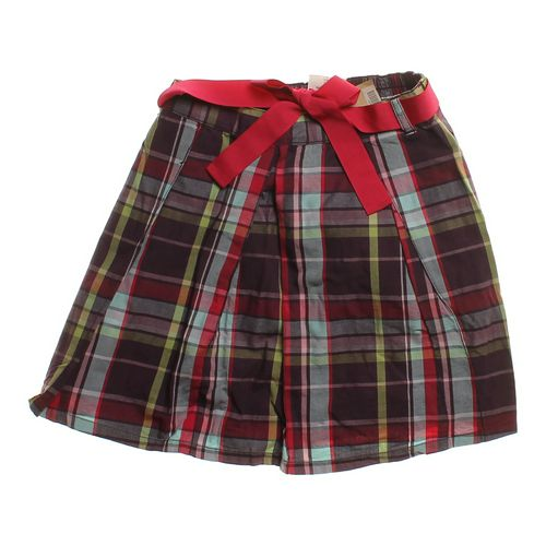 Crazy 8 Cute Plaid Skort in size 7 at up to 95% Off - Swap.com