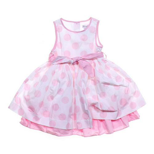 Polkatots Cute Polka Dot Dress in size 3/3T at up to 95% Off - Swap.com