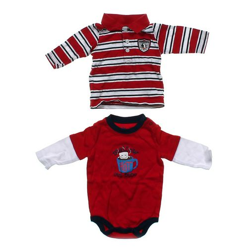 Carter's Cute Polo & Bodysuit Set in size 3 mo at up to 95% Off - Swap.com