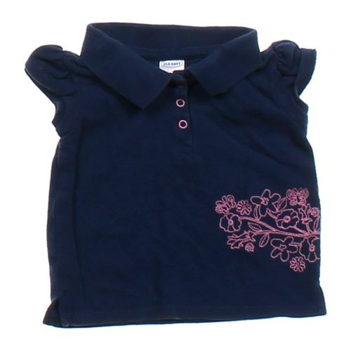 Old Navy Cute Polo Shirt in size 6 mo at up to 95% Off - Swap.com