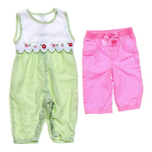 Garanimals Cute Romper & Pants Set in size 3 mo at up to 95% Off - Swap.com