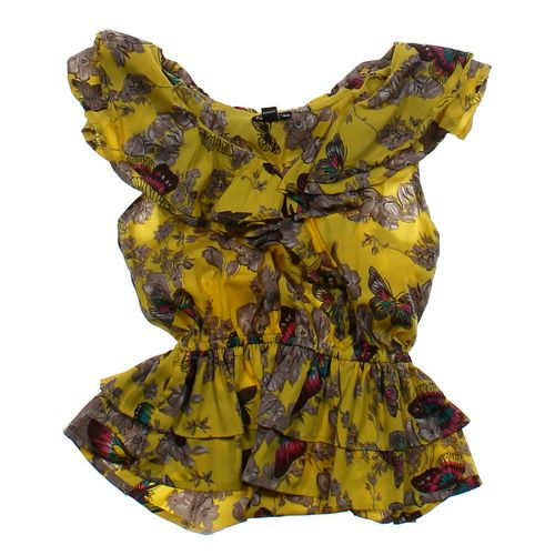Fashion Web Cute Ruffled Shirt in size JR 7 at up to 95% Off - Swap.com