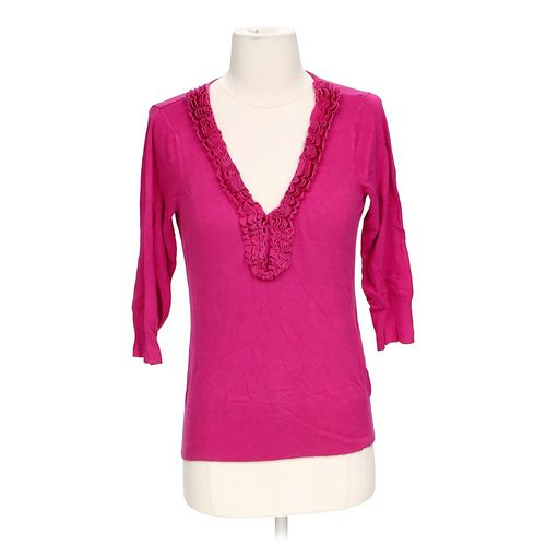 The Limited Cute Ruffled Sweater in size JR 7 at up to 95% Off - Swap.com