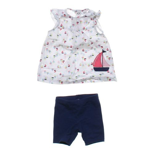 Just One You Cute Sailboat Outfit in size 12 mo at up to 95% Off - Swap.com