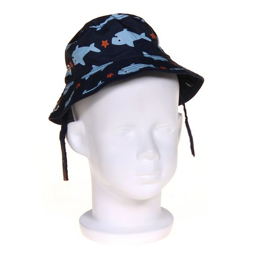 Gymboree Cute Shark Hat in size NB at up to 95% Off - Swap.com