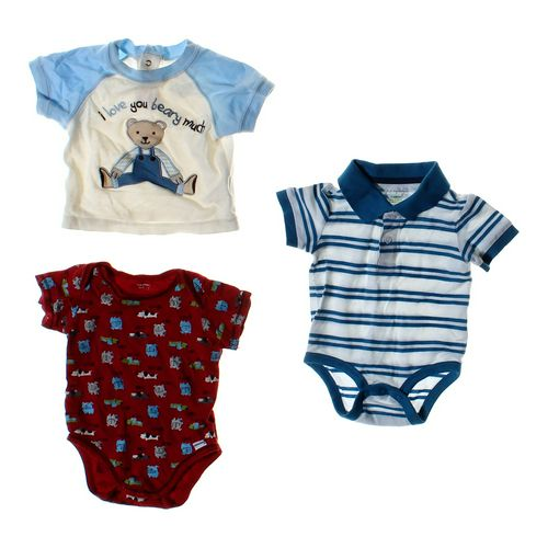 Wishes & Kisses Cute Shirt & Bodysuits Set in size 3 mo at up to 95% Off - Swap.com