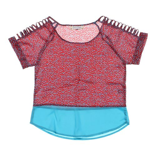 Criss Cross Cute Shirt in size JR 7 at up to 95% Off - Swap.com