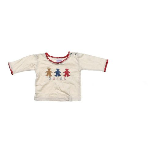 GUESS Cute Shirt in size 6 mo at up to 95% Off - Swap.com