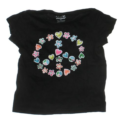 Okie Dokie Cute Shirt in size 4/4T at up to 95% Off - Swap.com