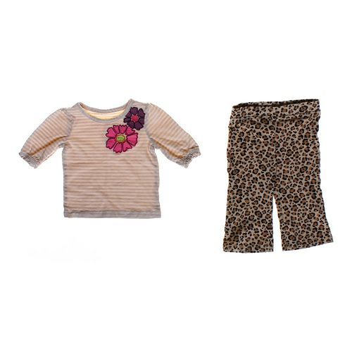 Genuine Kids from OshKosh Cute Shirt & Pants in size 12 mo at up to 95% Off - Swap.com