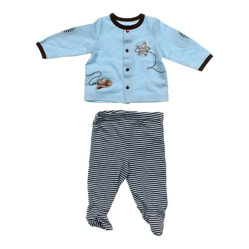 Little Me Cute Shirt & Pants Set in size 3 mo at up to 95% Off - Swap.com