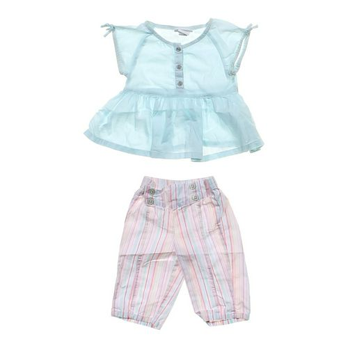 Lullaby Club Cute Shirt & Pants Set in size 6 mo at up to 95% Off - Swap.com