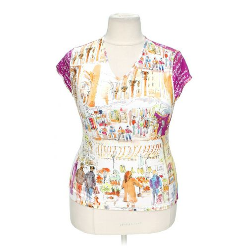 Paola Davoli Cute Shirt in size XXL at up to 95% Off - Swap.com
